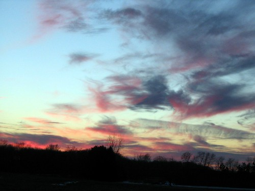 Red and Blue Sky | by Through Joanne's eye