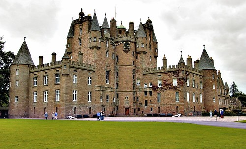 Glamis Castle | by yewenyi