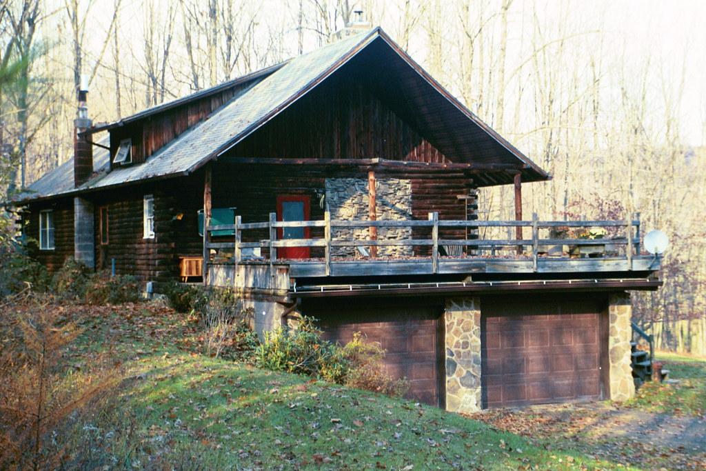 Log cabin home sandy poore flickr for Log cabin portici e ponti