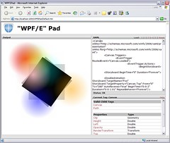 WPF/E Pad App | by Mike Harsh