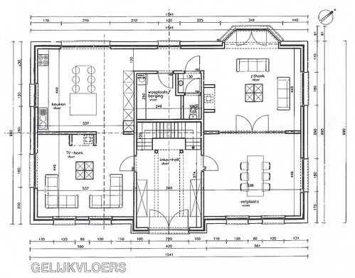 House plans ground floor the proposed ground floor for How to make plan for house