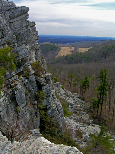 Bonticou Crag ascent | the view on the way up | Paul ...
