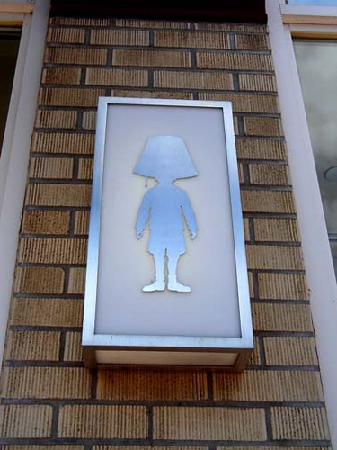 Lampshade Kid | by thefoxymoron