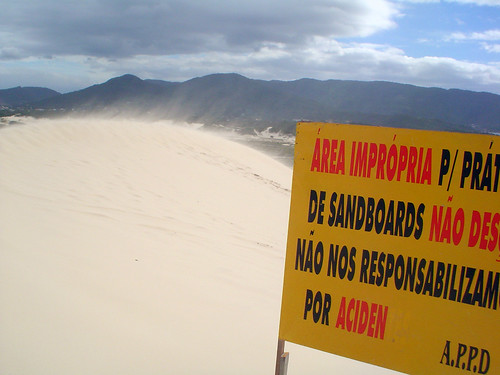 As Dunas de Adrenalina | by ground.zero