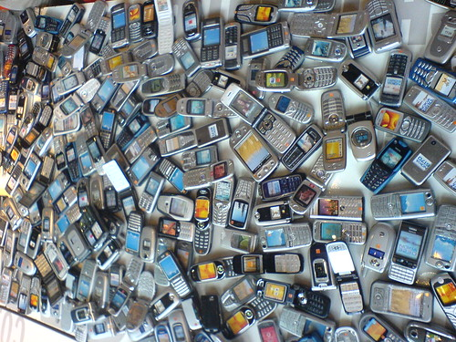 Phones | by davepatten