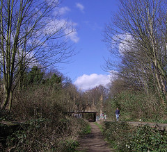 Old platforms, disused tracks | by Osian Spray