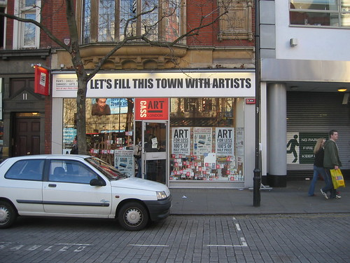 Best name for an art store ever | by bryankennedy