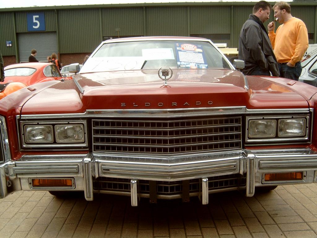 1978 Cadillac Eldorado Techno Classica Essen 2006 Flickr