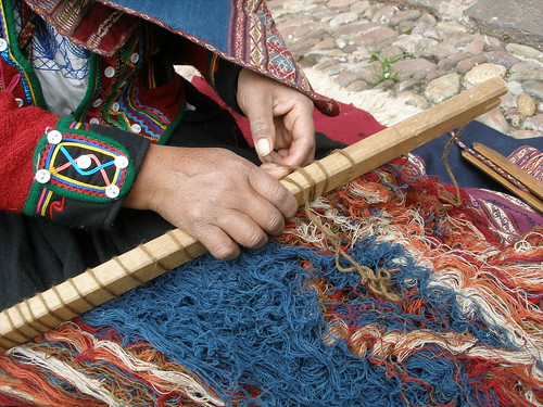 Traditional weaving techniques | by quinet