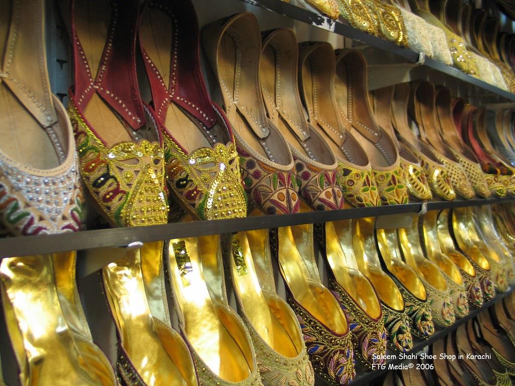 Karachi shoe shop pakistan handmade beautiful saleem for N gents salon karachi prices