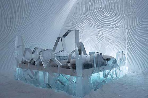 Ice Hotel Finland Damonthomaskiley Flickr