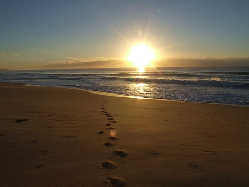Footprints | by cjsimmons