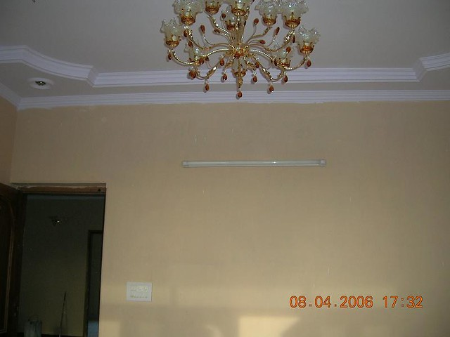 Jhumar In Living Room