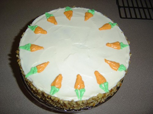 Easter Carrot Cake Healthy