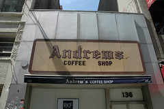 Andrew's Coffee Shop | by everystreetinmanhattan