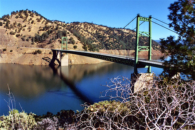 Oroville California Map >> Bidwell Bar Bridge, Oroville, California | Bridgepixing near… | Flickr