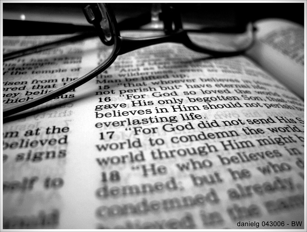 for god so loved the world bible2 bw a b u0026w version of my u2026 flickr