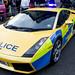 Police Lambourgini