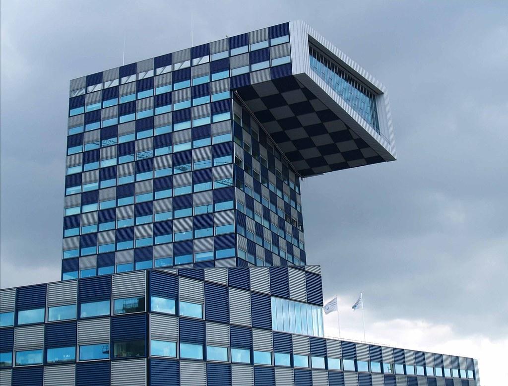 Rotterdam architecture stc by neutelings riedijk flickr for Architecture rotterdam