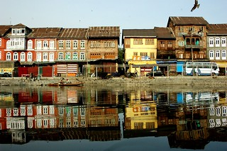 Srinagar Reflections | by lecercle