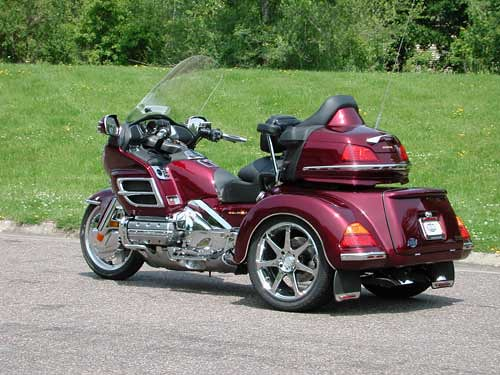 trike for gl 1800 4 honda goldwing hiddenaustralia flickr