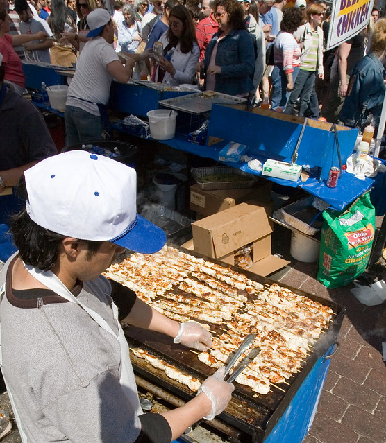 Hoboken Food Festival
