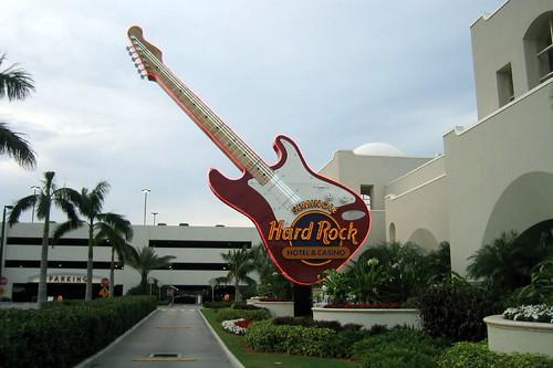 Seminole Hard Rock Cafe And Casino Fort Lauderdale
