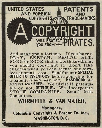 A copyright will protect you from PIRATES | by Ioan Sameli