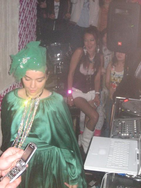 Bjork DJ set @Family | Maria Elisa Gomez | Flickr