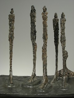 the forest, alberto giacometti, 1950 | by peter_r