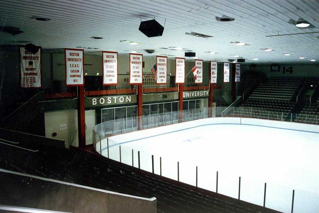 Capacity Of Boston Music Rooms London