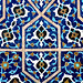 Isfahan/ Jame Mosque/ Tile works