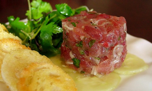 Tuna Tartare | by My Life As A Reluctant Housewife