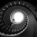 Wooden Spiral Staircase into the Light