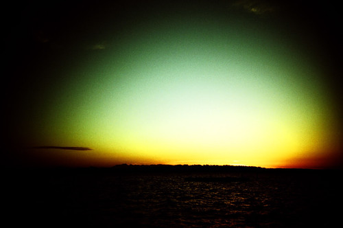 lomo sunset | by poopoorama