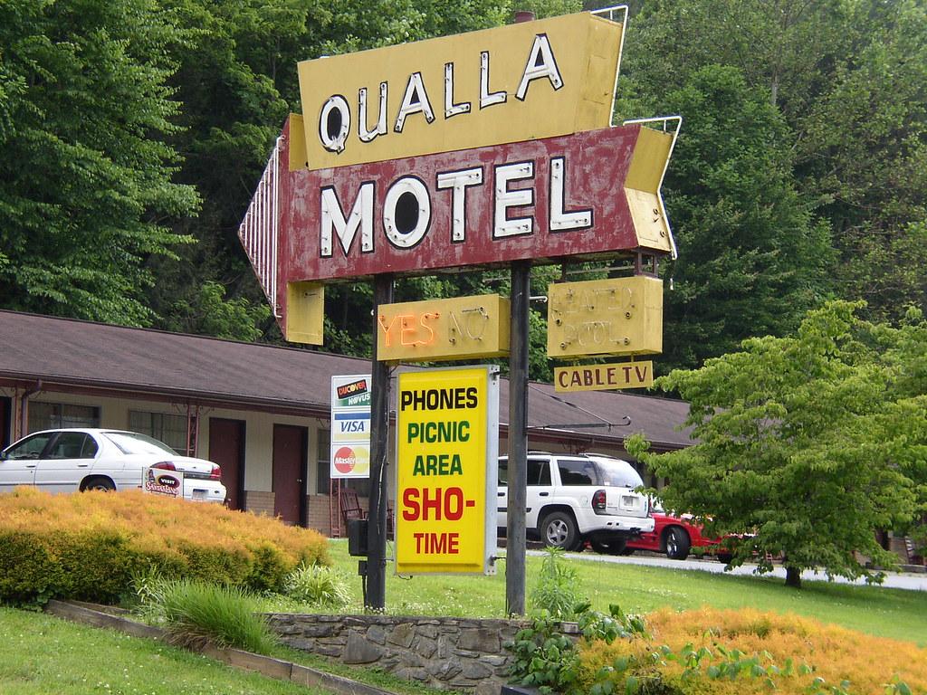 Qualla Motel Cherokee Nc