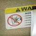 Airbag Warning