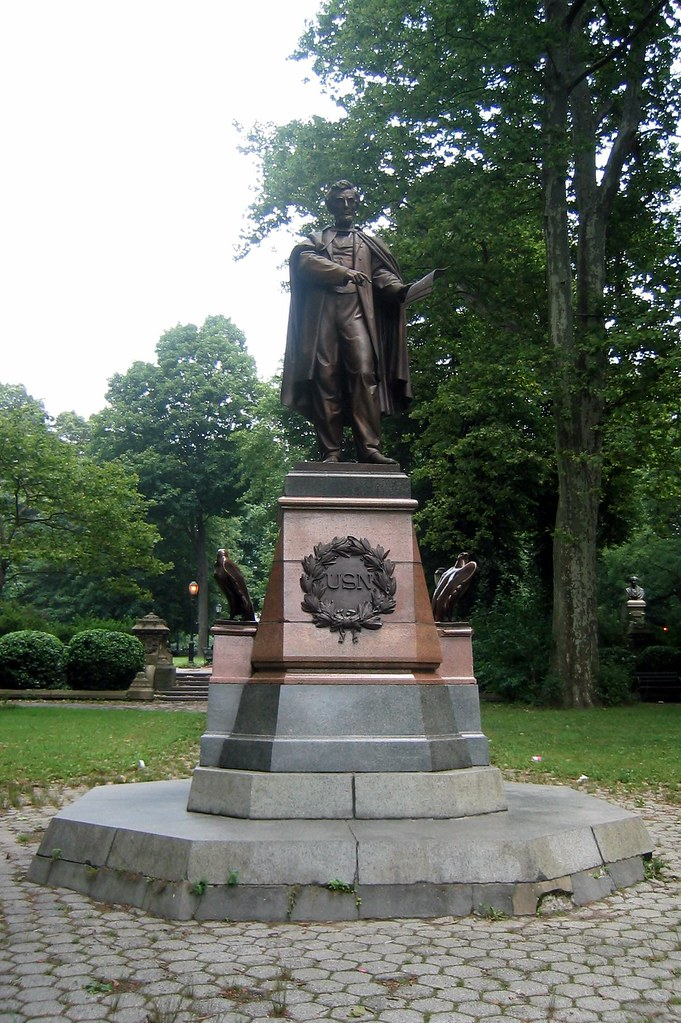 Brooklyn - Prospect Park: Concert Grove - Abraham Lincoln ...