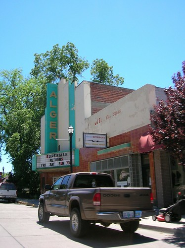 Lakeview - The Alger Theater | by nanwinn45