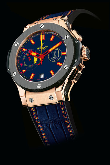 Yu watch firms launching 100 2010FIFA World Cup limited edition watches