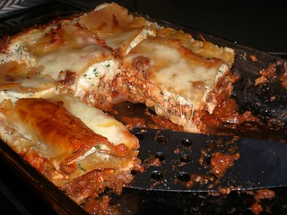 simply lasagna | by FitGirl15