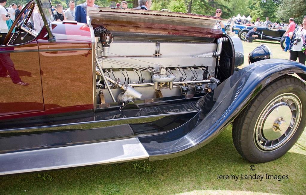 Bugatti Car Accident