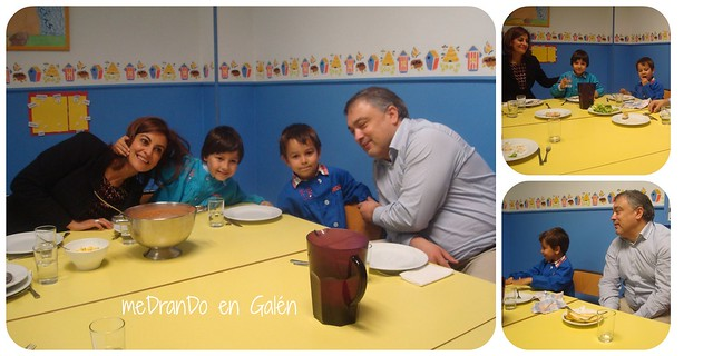 Comedor Pablo e Miguel