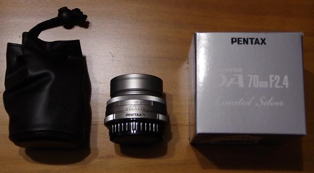 Vends mon 70mm DA Limited Silver ( version 1) à 450€ 18749528190_b70f0edf36_z