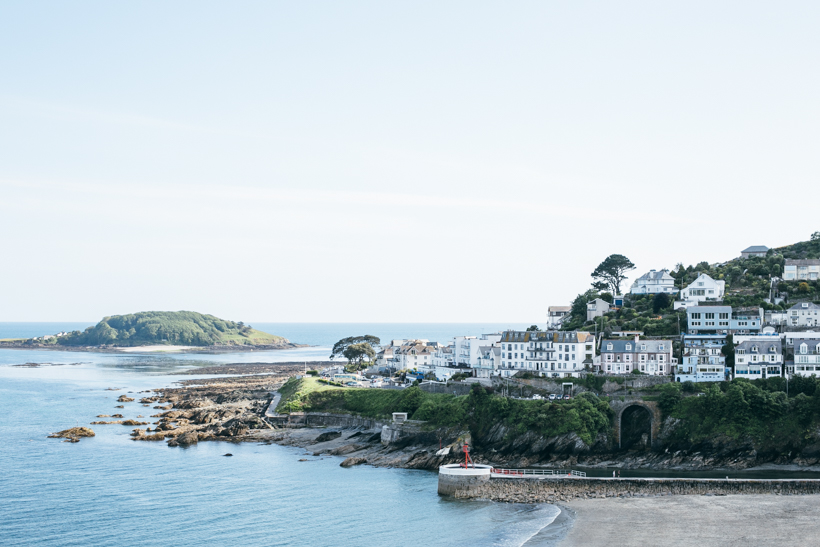 Looe Bay, Cornwall, June 2015