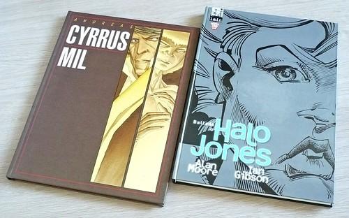 Cyrrus Mil Ballada o Halo Jones