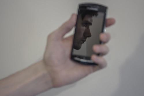 Phone-Faced Selfie - 2