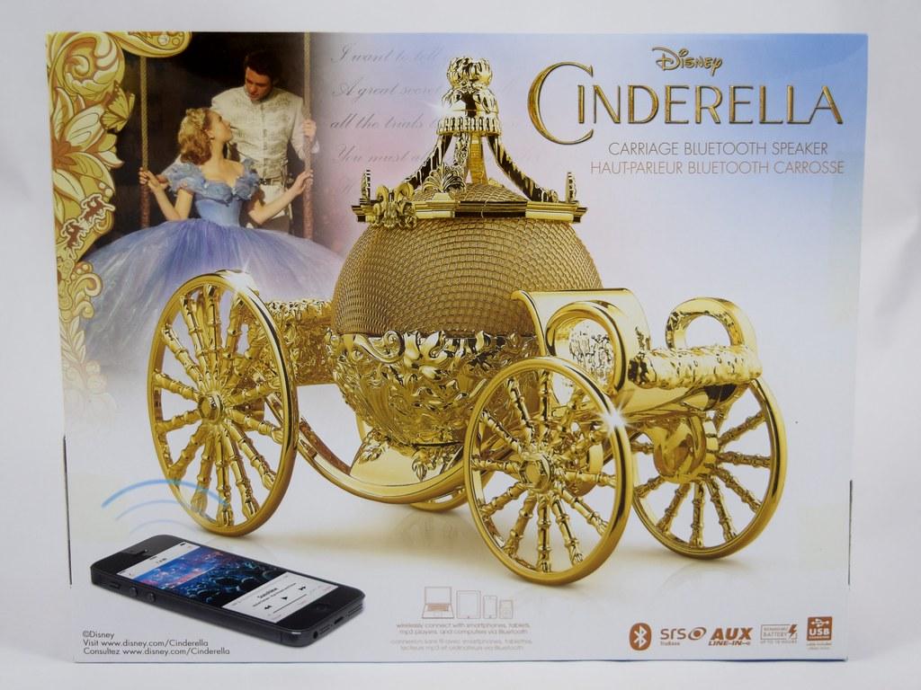 Cinderella Carriage Bluetooth Speaker Hsn Purchase Deb