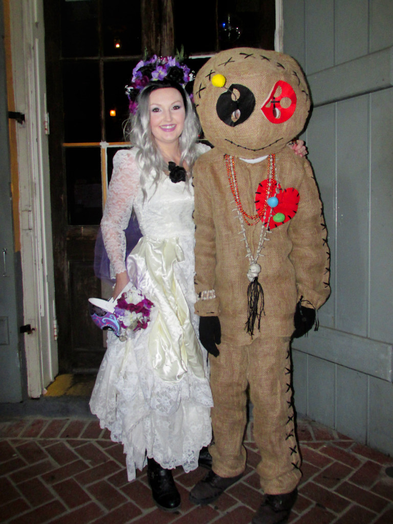 nola halloween: cute voodoo doll costume | shaireproductions