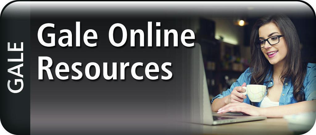 Gale Online Resources Logo